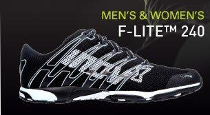 Men's and Women's F-Lite 240