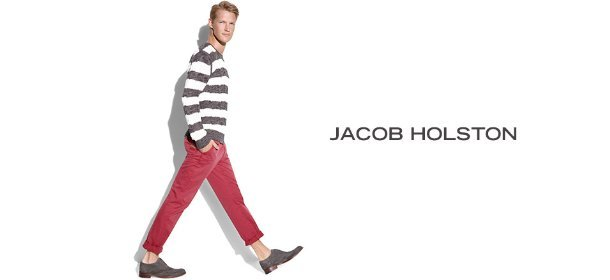 JACOB HOLSTON, Event Ends March 27, 9:00 AM PT >
