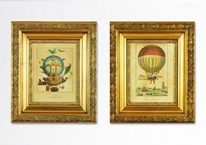 Antique & Vintage Reproduction Wall Art