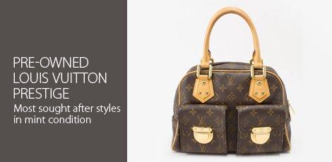PreOwned Louis Vuitton Prestige