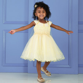 Sherbet Shades: Girls' Dresses