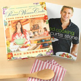 Top Eats: Celebrity Chef Cookbooks