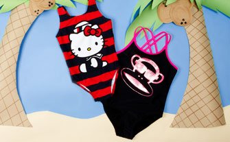 Hello Kitty & Paul Frank Swim- Visit Event