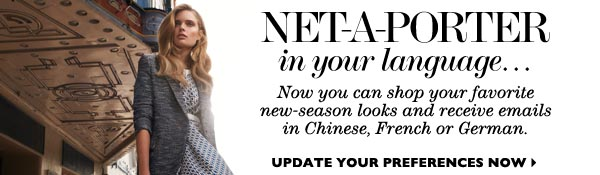 Net-a-Porter in your language