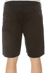 The Peterson Shorts in Black