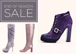 End of Season Sale: Shoes for Him & Her
