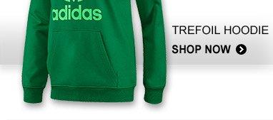 Shop Trefoil Hoodie  »