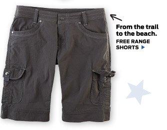 Free Range Shorts ›