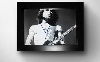 Musician Autographed Memorabilia- Visit Event