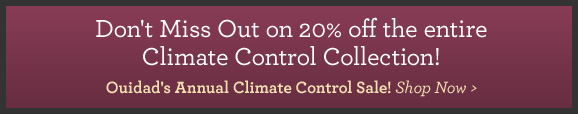 Don't Miss Out on 20% off the entire Climate Control Collection! Ouidad's Annual Climate Control Sale! Shop Now