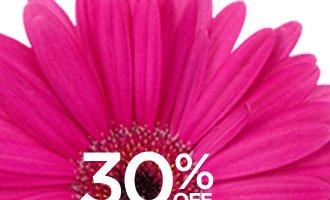 30% off Styles