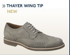 Thayer Wing Tip