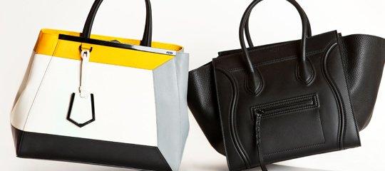 It Bags of the Season:Featuring Chloé & CÉLINE