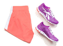 Take Your Workout Outdoors Women's Athletic Gear