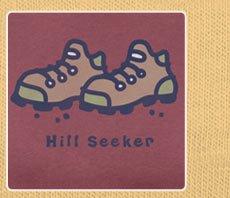 Men's Tee Hill Seeker Boots