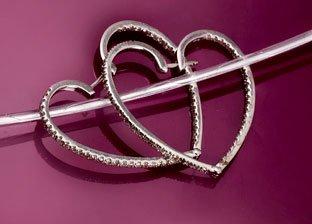 Diamond Silver Jewelry Sale