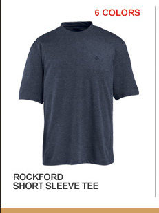 Rockford Short Sleeve Tee