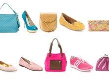 Spring Restock Shoes & Handbags Under $100