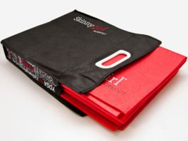 Folding Mat & Tote By Skinnygirl Workout