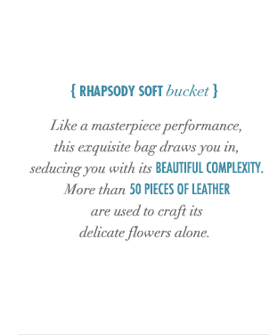 Rhapsody Soft Bucket