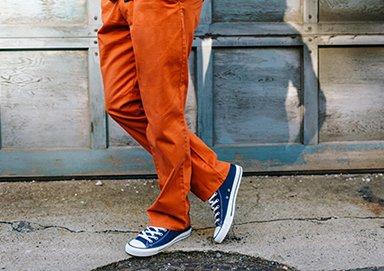 Shop Pants: Pops of Color & Patterns