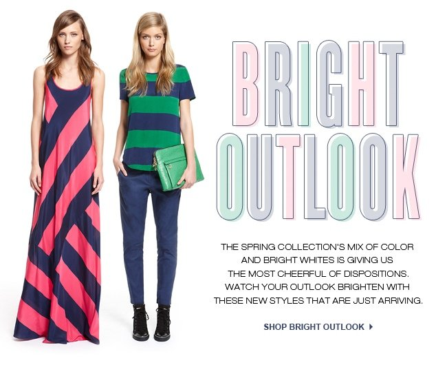 SHOP BRIGHT OUTLOOK