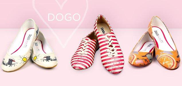 Dogo Hand Designed Flats