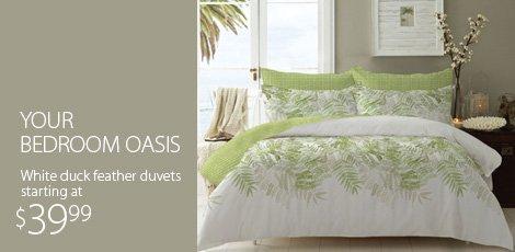 Your Bedroom Oasis