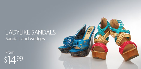 Lady like Sandals