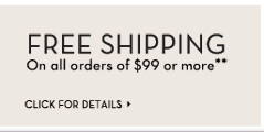 Free Shipping **