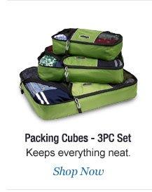 Shop Packing Cubes - 3PC Set