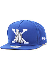 The LAX 10th Year Anniversary Edition Hat in Royal