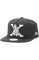 The LAX 10th Year Anniversary Edition Hat in Black