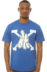 The LAX 10th Year Anniversary Edition Tee in Royal