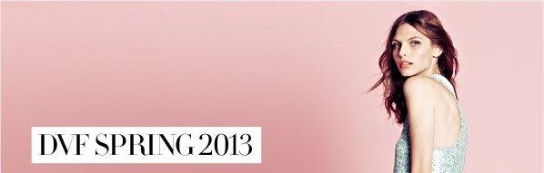 DVF SPRING 2013
