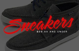 Sneakers 29.99 and Under
