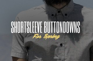 Shortsleeve Buttondowns For Spring