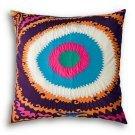 20 in. Circles Totem Pillow
