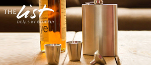 70% Off Stainless Steel Flask Set