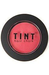 The Hair Chalk in Rasta Red