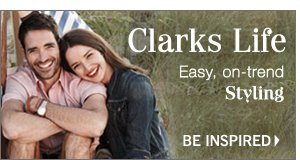 Clarks Life - Easy, on-trend styling - Be Inspired