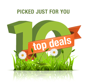 Picked Just For You - Top 10 Deals