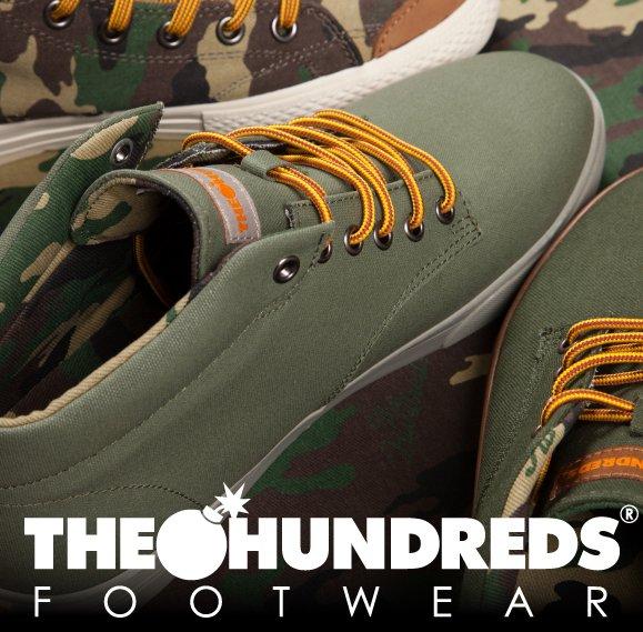 The Hundreds Footwear