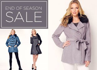 End of Season Sale: Apparel for Her