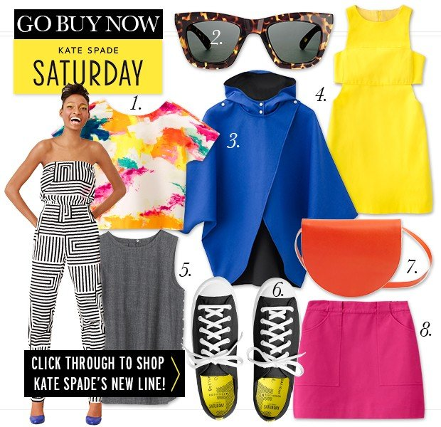 Shop Our Favorite Picks From Kate Spade Saturday.