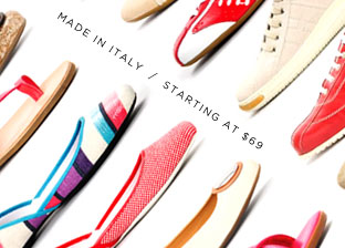 Hogan Shoes. Made in Italy