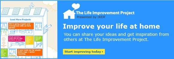 The life improvement project