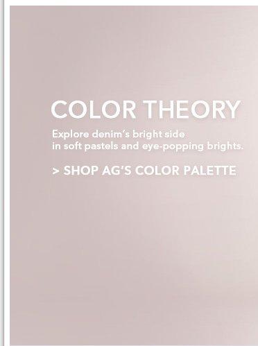 Shop AG's Color Palette