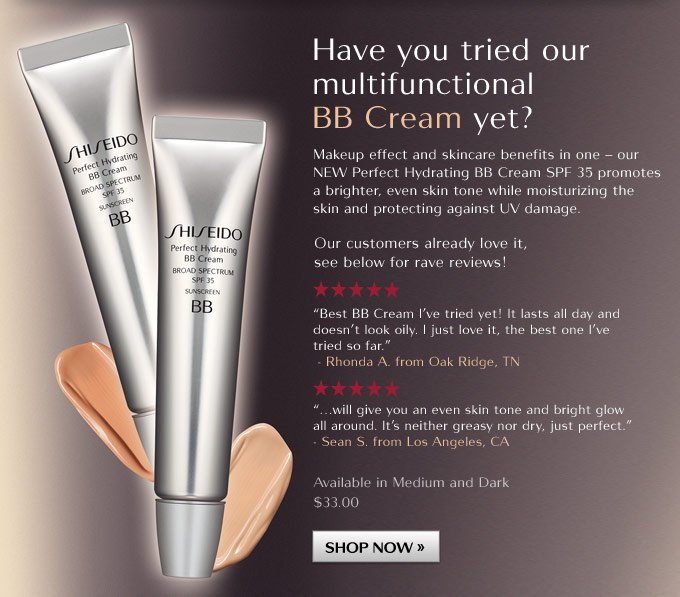 Have you tried our multifunctional BB Cream yet?