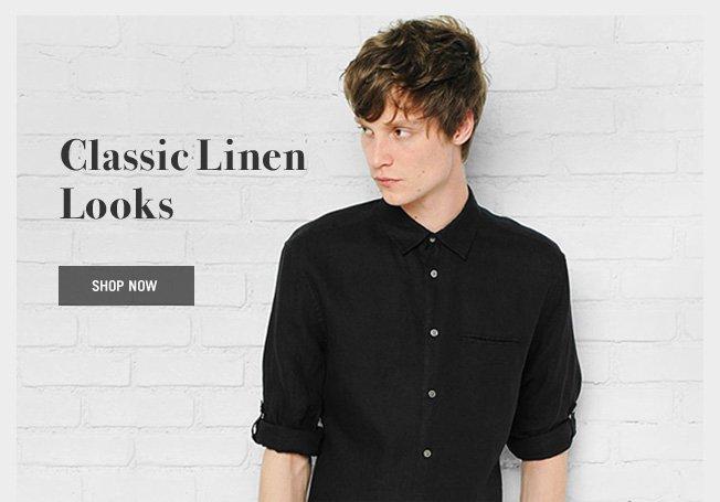 Classic Linen Looks